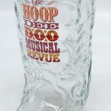 Fort Wilderness Hoop Dee Doo Boot Glass - ID: jundisneyana20213 Disneyana