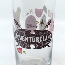 Tiki Room Adventureland Tumbler Glass - ID: jundisneyana20216 Disneyana