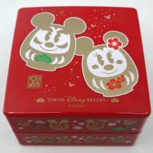 Tokyo Disney Resort Bento Sandwich Box - ID: jundisneyana20247 Disneyana