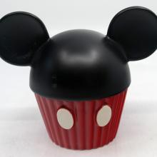 Mickey Mouse Cupcake Ceramic Trinket Box - ID: jundisneyana20249 Disneyana