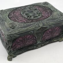 Haunted Mansion Madame Leota Music Box - ID: jundisneyana20280 Disneyana