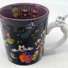 Tokyo Disneyland Halloween Mug - ID: jundisneyana20290 Disneyana