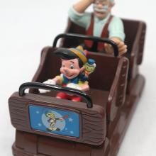 Pinocchio's Daring Journey Diecast Ride Vehicle - ID: jundisneyana20301 Disneyana