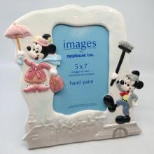 Mary Poppins Mickey & Minnie Picture Frame - ID: jundisneyana20302 Disneyana