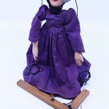 1930s Snow White Evil Queen Marionette Doll by Madame Alexander - ID: jundisneyana21349 Disneyana