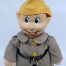 1930s Snow White Dopey Doll by Madame Alexander - ID: jundisneyana21351 Disneyana