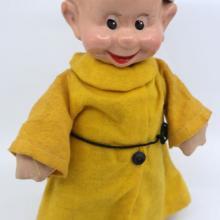 1938 Dopey Snow White Doll by Ideal Toy Co. - ID: jundisneyana21352 Disneyana