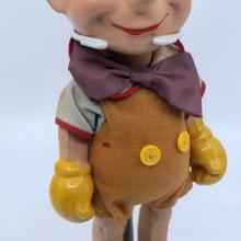 1930s Pinocchio Wooden Toy by Knickerbocker Toys - ID: jundisneyana21353 Disneyana