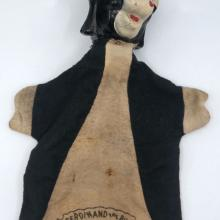 1930s Ferdinand the Bull Hand Puppet - ID: jundisneyana21355 Disneyana
