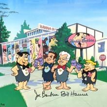 We Are Cartoons Hanna Barbera Employee Limited Edition - ID: junhanna21208 Hanna Barbera