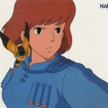 Nausicaa of the Valley of the Wind Sericel - ID: junnausicaa21095 Ghibli