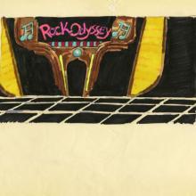 Rock Odyssey Concept Art - ID: junrock21104 Hanna Barbera