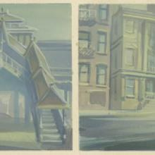 An American Tail Title Credit Background Concepts - ID: marbluthtail21137 Don Bluth