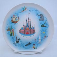 Disneyland Souvenir Melmac Plate - ID: mardisneyana21306 Disneyana