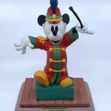 The Band Concert Mickey Mouse Disneyana 1993 Statuette - ID: mardisneyana21326 Disneyana