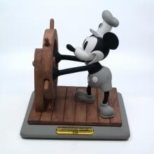 Steamboat Willie Disneyana 1992 Statuette - ID: mardisneyana21329 Disneyana