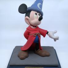 Sorcerer Mickey Disneyana 1994 Statuette - ID: mardisneyana21330 Disneyana