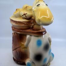 Flintstones Dino Cookie Jar - ID: marflintstones21011 Hanna Barbera
