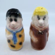Flintstones Salt and Pepper Shakers - ID: marflintstones21012 Hanna Barbera