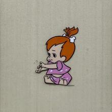 Flintstones Production Cel - ID: marflintstones21402 Hanna Barbera