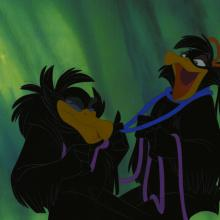 Secret of NIMH Production Cel - ID: marnimh21208 Don Bluth