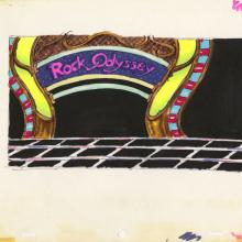 Rock Odyssey Concept Art - ID: mayrockodyssey6777 Hanna Barbera