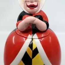 Queen of Hearts Cookie Jar - ID: novdisneyana20012 Disneyana