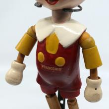 Pinocchio Doll by Ideal Novelty & Toy Co. - ID: novdisneyana20016 Disneyana