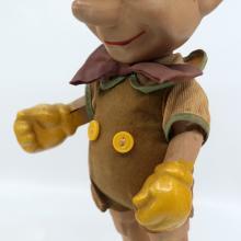 Pinocchio Knickerbocker Standing Doll  - ID: novdisneyana20018 Disneyana