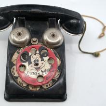 Mickey Mouse Club Mousekaphone Toy - ID: novdisneyana20036 Disneyana