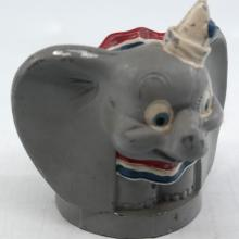 Dumbo Rare 1941 Cast Metal Bank - ID: novdisneyana20052 Disneyana