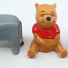 Winnie the Pooh Ceramic Figurine Set - ID: novdisneyana20054 Disneyana