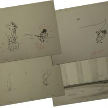 MGM Cartoon Carnival Layout Drawings - ID: septtomjerry3024 MGM