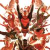 The World's Greatest Super-Heroes Signed Giclee on Canvas Print - ID: aprrossAR0060C Alex Ross